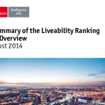 EIU: Melbourne, Vienna and Vancouver are again the world's most livable cities