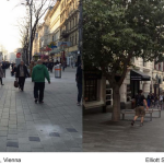 A Tale of Two Cities (3): A Comparison of Shared Spaces in Vienna and Auckland
