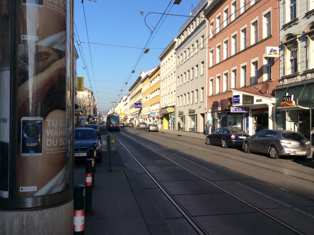 Learning from Vienna: Effective Parking Management