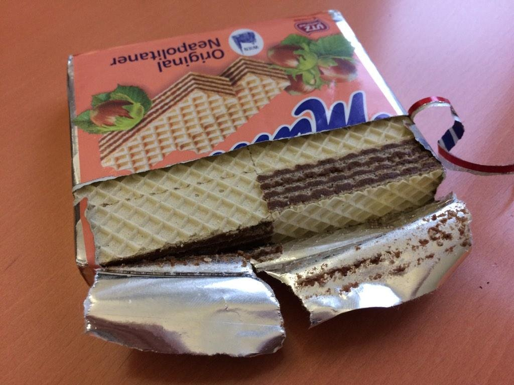 Sweet heat! Vienna heats 600 homes with Manner wafers