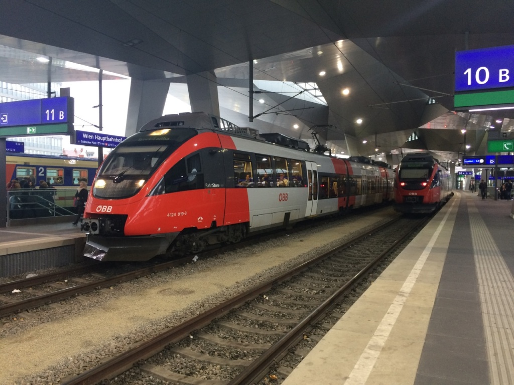 Conceptualizing an integrated Regional Transportation Strategy for the Vienna Metropolitan Region