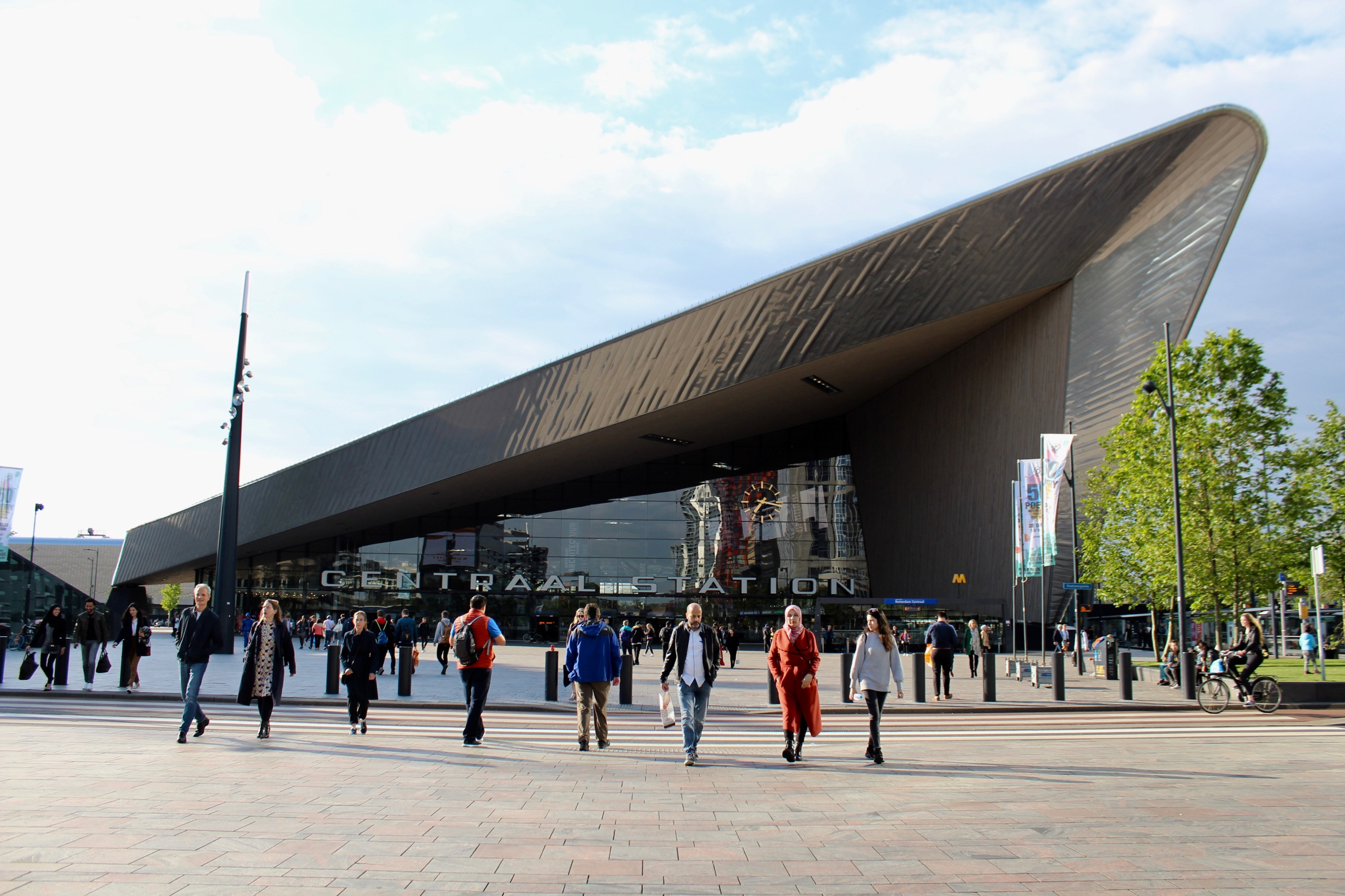 Smart Insights: Rotterdam's iconic architecture and beyond – Vienncouver